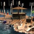 Il pontile che prende energia dalle onde e dal sole presentato a EnergyMed
